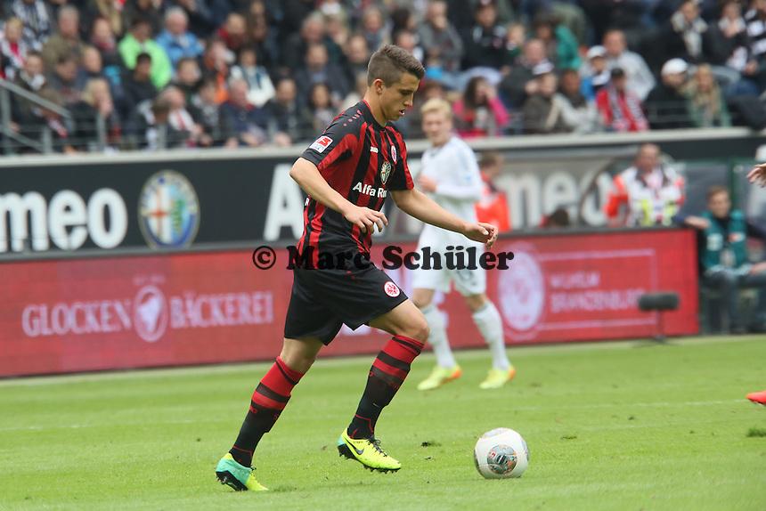 Marc Oliver Kempf (Eintracht) - Eintracht Frankfurt vs. Bayer Leverkusen, Commerzbank Arena