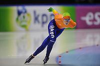 SCHAATSEN: HEERENVEEN: Thialf, World Cup, 02-12-11, 5000m B, Annouk van der Weijden NED, ©foto: Martin de Jong