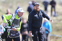 Sunday 31st May 2015; Shane Lowry, Ireland, on the 8th fairway<br /> <br /> Dubai Duty Free Irish Open Golf Championship 2015, Round 4 County Down Golf Club, Co. Down. Picture credit: John Dickson / DICKSONDIGITAL
