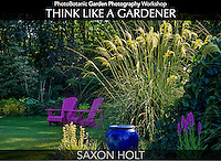 PhotoBotanic Garden Photography Workbook, Think Lke A Gardner eBook Cover