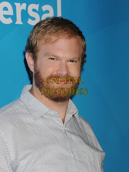 BEVERLY HILLS, CA- JULY 13: Actor Henry Zebrowski attends the 2014 Television Critics Association Summer Press Tour - NBCUniversal - Day 1 held at the Beverly Hilton Hotel on July 13, 2014 in Beverly Hills, California.<br /> CAP/ROT/TM<br /> &copy;Tony Michaels/Roth Stock/Capital Pictures