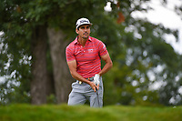 Rafael Cabrera Bello (ESP) watches his tee shot on 6 during Rd3 of the 2019 BMW Championship, Medinah Golf Club, Chicago, Illinois, USA. 8/17/2019.<br /> Picture Ken Murray / Golffile.ie<br /> <br /> All photo usage must carry mandatory copyright credit (© Golffile   Ken Murray)