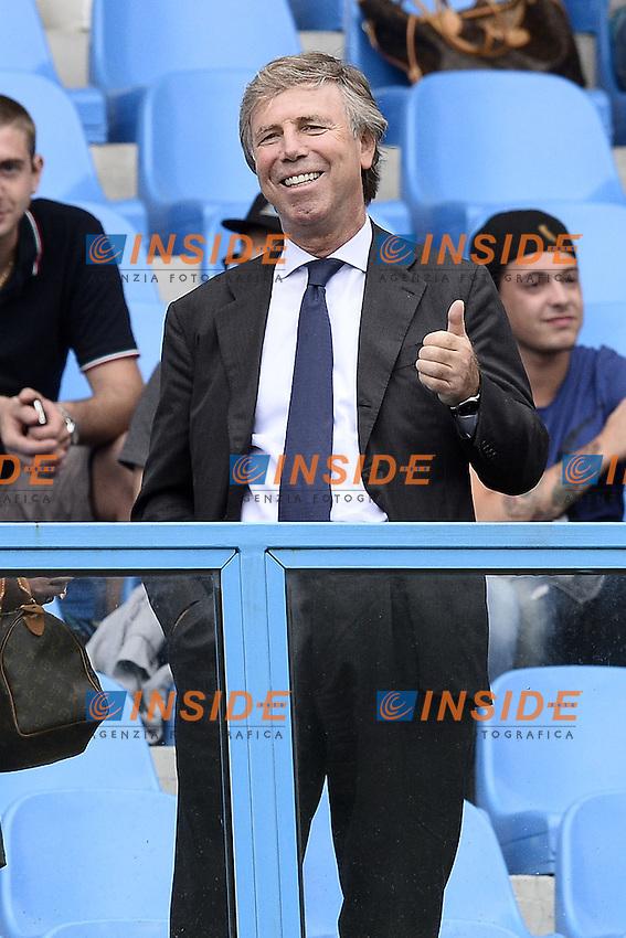 Enrico Preziosi Presidente Genoa <br /> <br /> Brescia 26-07-2014 Stadio Mario Rigamonti  <br /> Calcio 2014/2015 Brescia - Genoa <br /> Foto Daniele Buffa / Image/ Insidefoto