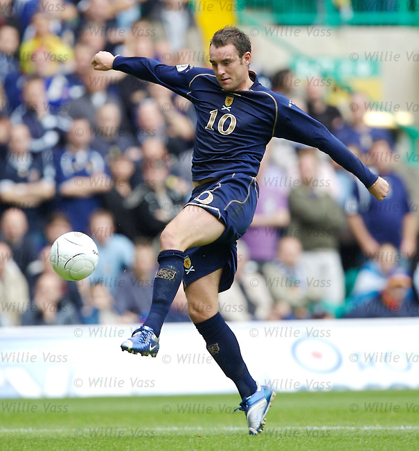 Kris Boyd, Scotland.stock season 2006-2007.pic willie vass