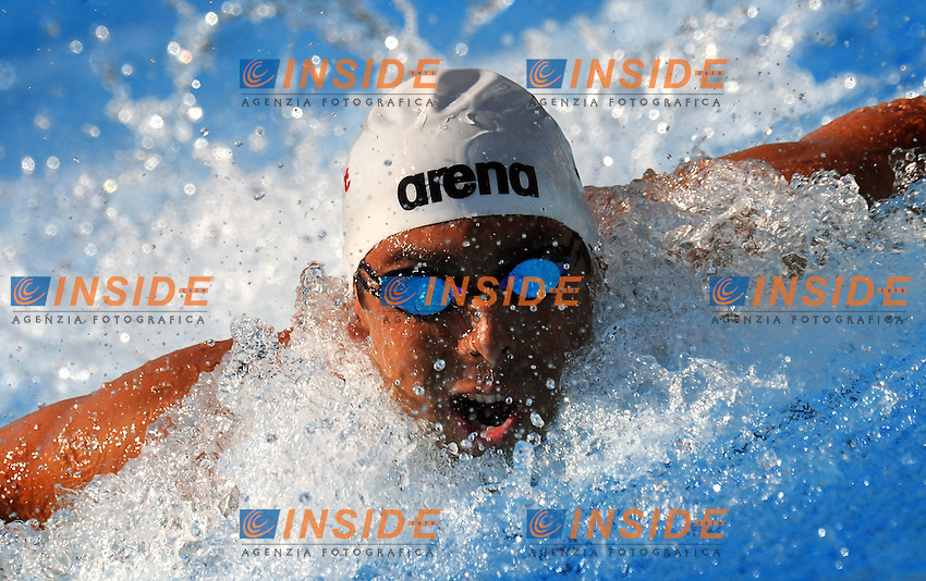 Roma 31th July 2009 - 13th Fina World Championships From 17th to 2nd August 2009....Swimming heats..Men's 100m butterfly..Milorad Cavic (SRB)....photo: Roma2009.com/InsideFoto/SeaSee.com