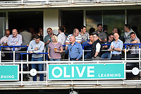 A general view of a hospitality box. Remembrance Rugby match, between Bath United and the UK Armed Forces on May 10, 2017 at the Recreation Ground in Bath, England. Photo by: Patrick Khachfe / Onside Images