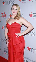 NEW YORK, NY February 08, 2018:Melissa Joan Hart attend  American Heart Association's® Go Red For Women® Red Dress Collection® 2018 at Hammerstein Ballroom in New York. February 08, 2018. Credit:RW/MediaPunch