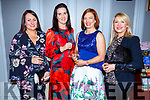 Supporting the Ballmac GAA Fundraiser at the Rose Hotel on Sunday.L-r, Majella O'Keffee, Imelda O'Connor, Sinead Joy and Kathy Leen (Ballymac).