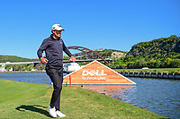 Charles Howell III (USA) departs 13 for 14 during round 4 of the World Golf Championships, Dell Technologies Match Play, Austin Country Club, Austin, Texas, USA. 3/25/2017.<br /> Picture: Golffile | Ken Murray<br /> <br /> <br /> All photo usage must carry mandatory copyright credit (&copy; Golffile | Ken Murray)