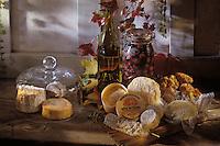 Europe/France/89/Bourgogne/Yonne/Chablis: Fromages au Chablis: Epoisse, Soumaintrain, chèvres, etc.