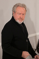 Sir Ridley Scott poses during the World Premiere of 'Exodus: Gods and Kings' in Madrid, Spain. december 04, 2014. (ALTERPHOTOS/Victor Blanco)
