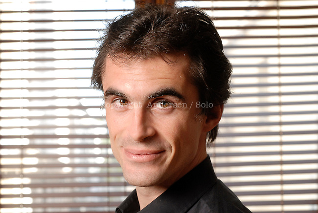 Raphael Enthoven, French philosopher and writer.