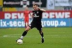 GER - Sandhausen, Germany, March 19: During the 2. Bundesliga soccer match between SV Sandhausen (white) and FC ST. Pauli (grey) on March 19, 2016 at Hardtwaldstadion in Sandhausen, Germany. (Photo by Dirk Markgraf / www.265-images.com) *** Local caption *** Bernd Nehrig #7 of FC St. Pauli in action