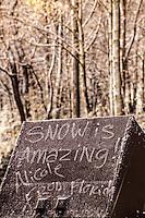 Snow Is Amazing