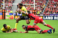 Alivereti Raka of Clermont during the the Top 14 Final between RC Toulon and Clermont Auvergne  at Stade de France on June 4, 2017 in Paris, France. (Photo by Dave Winter/Icon Sport)
