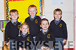 Brosna NS Junior Infants who started school in Noreen Murphy class