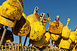 Lobster Pot Buoys, Menemsha, Martha's Vineyard