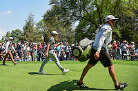 Rory McIlroy (IRL) makes his way down 8 during round 4 of the World Golf Championships, Mexico, Club De Golf Chapultepec, Mexico City, Mexico. 3/5/2017.<br /> Picture: Golffile | Ken Murray<br /> <br /> <br /> All photo usage must carry mandatory copyright credit (&copy; Golffile | Ken Murray)