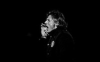 Wycombe Wanderers Manager Gareth Ainsworth during the Friendly match between Wycombe Wanderers and Leeds United at Adams Park, High Wycombe, England on 13 November 2015. Photo by Andy Rowland.