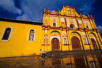 Cathedral San Cristobal de Las Casas, Chiapas, Mexico