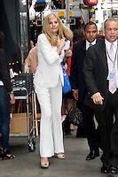 July 09, 2012 Kristen Johnston at Good Morning America studios in New York City. © RW/MediaPunch Inc.