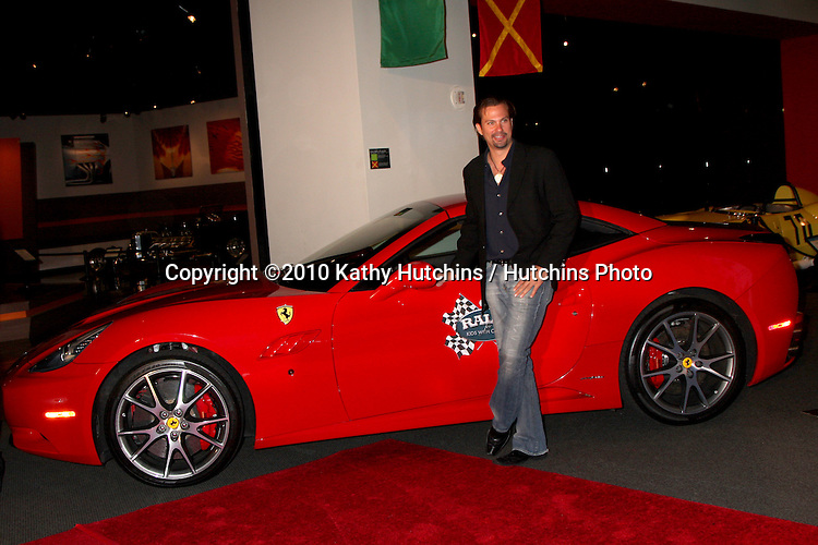Paulo Benedeti.attends the Rally for Kids with Cancer Scavenger Cup press conference .Petersen Automotive Museum.Los Angeles, CA.May 24, 2010.©2010 Kathy Hutchins / Hutchins Photo..