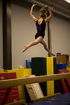 Chapin '09 - Gymnastics Practice - 12-4-09