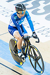 Lee Wai Sze of Hong Kong competes in the Women's Keirin - 2nd Round during the 2017 UCI Track Cycling World Championships on 16 April 2017, in Hong Kong Velodrome, Hong Kong, China. Photo by Chris Wong / Power Sport Images