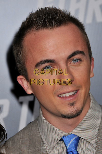 "FRANKIE MUNIZ.""Star Trek"" Los Angeles Premiere held at Grauman's Chinese Theatre, Hollywood, CA, USA..April 30th, 2009.headshot portrait goatee facial hair.CAP/ADM/BP.©Byron Purvis/AdMedia/Capital Pictures."