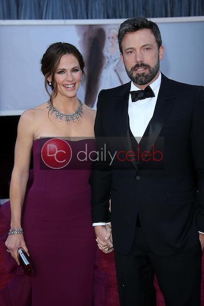 Jennifer Garner, Ben Affleck<br />