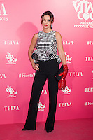 Arantxa del Sol attends Telva Beauty Awards ceremony in Madrid, Spain. January 20, 2015. (ALTERPHOTOS/Victor Blanco) /NortePhoto