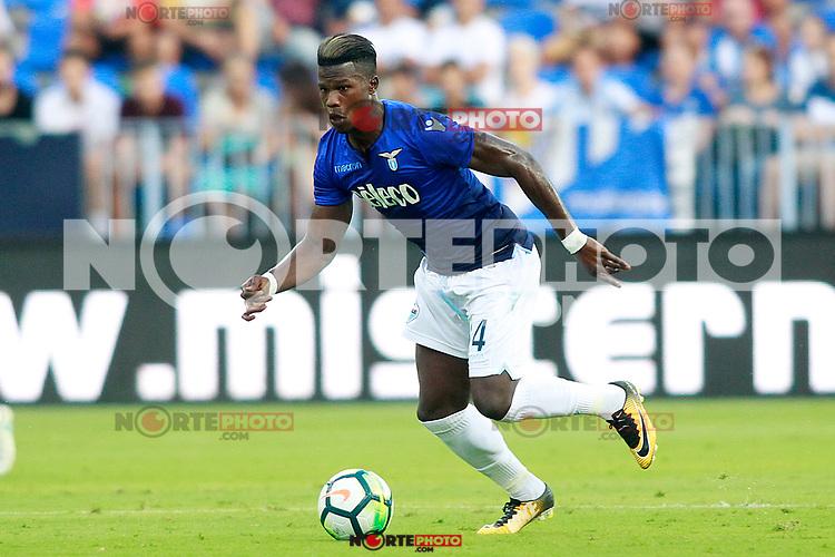 SS Lazio's Keita Balde Diao during XXXIII Costa del Sol Trophy. August 5,2017. (ALTERPHOTOS/Acero) /NortePhoto.com