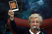 Eva Schloss, step-sister of Anne Frank - London 2010