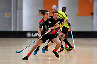Floorball - Wellington Open at ASB Sports Centre, Wellington, New Zealand on Sunday 30 September 2018. <br /> Photo by Masanori Udagawa. <br /> www.photowellington.photoshelter.com