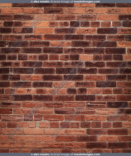 Old red brick wall texture background. High resolution high quality photo.