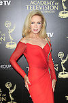 BEVERLY HILLS - JUN 22: Donna Mills at The 41st Annual Daytime Emmy Awards at The Beverly Hilton Hotel on June 22, 2014 in Beverly Hills, California