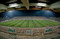 Stadium. U.S. Under-17 Men Training in Kano, Nigeria