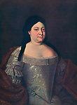 Anna Ivanovna (Ioannovna) of Russia (1693-1740, reigned as Empress 1730-1740).      Date: 18th century