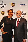 Robin Roberts & David Ushery - Figure Skating in Harlem presents Champions in Life Benefit Gala on April 29, 2019 at Chelsea Pier, New York City, New York - (Photo by Sue Coflin/Max Photos)