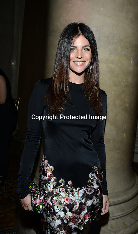 Julia Restoin Roitfeld attends the Fashion Group International's Night of Stars Gala on October 22, 2013 at Cipriani Wall Street in New York City.