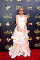BURBANK - APR 26: Melissa Reeves at the 42nd Daytime Emmy Awards Gala at Warner Bros. Studio on April 26, 2015 in Burbank, California