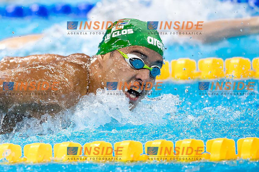 Le Clos Chad RSA<br /> 200 butterfly men<br /> Rio de Janeiro 06-08-2016 XXXI Olympic Games <br /> Olympic Aquatics Stadium <br /> Swimming heats 08/08/2016<br /> Photo Giorgio Scala/Deepbluemedia/Insidefoto
