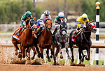 MAY 27:Vino Rosso and John Velazquez win the Gold Cup at Santa Anita Park in Arcadia, California on May 27, 2019. Evers/Eclipse Sportswire/CSM