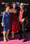 HOLLYWOOD, CA - JUNE 26: Katy Perry, Keith Hudson and Mary Perry arrive at 'Katy Perry: Part Of Me' Los Angeles Premiere at Grauman's Chinese Theatre on June 26, 2012 in Hollywood, California.