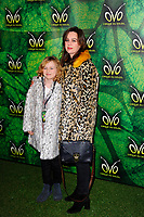 LONDON, ENGLAND - JANUARY 10: Jill Halfpenny attending 'Cirque du Soleil - OVO' at the Royal Albert Hall on January 10, 2018 in London, England.<br /> CAP/MAR<br /> &copy;MAR/Capital Pictures