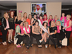 Charlotte Maguire celebrating her hen night in Brú with all her friends. Photo:Colin Bell/pressphotos.ie