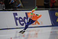 SCHAATSEN: BERLIJN: Sportforum, Essent ISU World Cup Speed Skating | The Final, 09-03-2012, 500m Men, Hein Otterspeer (NED), ©foto Martin de Jong