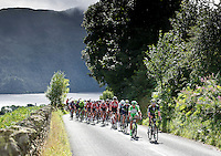 2016 Tour of Britain<br /> Stage 2, Carlisle to Kendal<br /> 5 September 2016