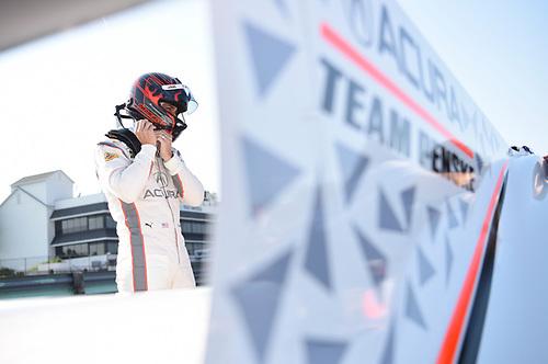#6 Acura Team Penske Acura DPi, P: Dane Cameron