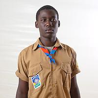 Scout from Rewanda